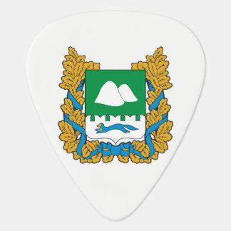 Coat of arms of Kurgan oblast Guitar Pick
