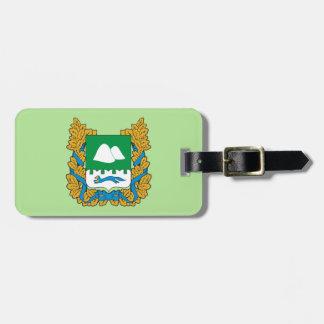 Coat of arms of Kurgan oblast Luggage Tag