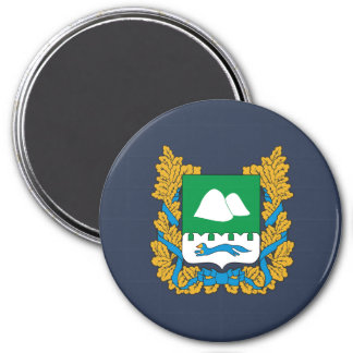 Coat of arms of Kurgan oblast Magnet