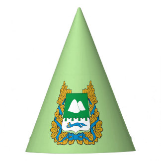Coat of arms of Kurgan oblast Party Hat