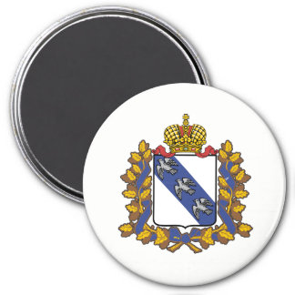 Coat of arms of Kursk oblast Magnet