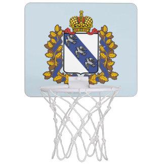 Coat of arms of Kursk oblast Mini Basketball Hoop