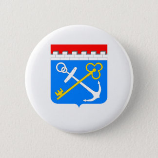 Coat of arms of Leningrad oblast 2 Inch Round Button