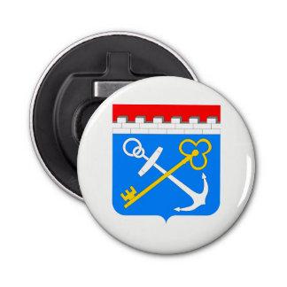 Coat of arms of Leningrad oblast Bottle Opener