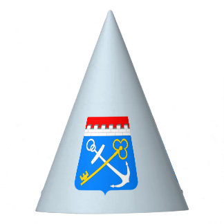 Coat of arms of Leningrad oblast Party Hat