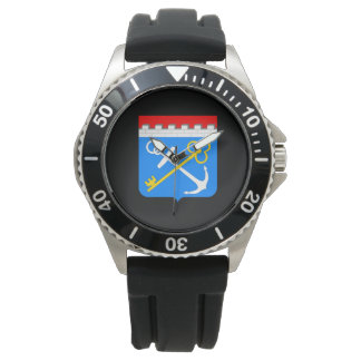 Coat of arms of Leningrad oblast Watch