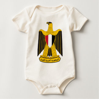 Coat_of_arms_of_Libya-1970 Baby Bodysuit