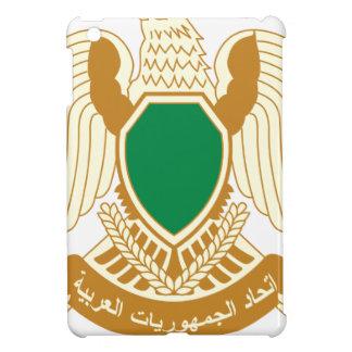 Coat_of_arms_of_Libya_(1977-2011) iPad Mini Cases