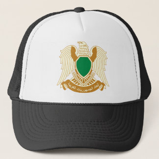 Coat_of_arms_of_Libya_(1977-2011) Trucker Hat
