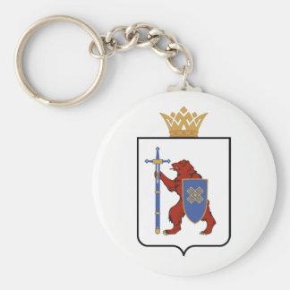 Coat of arms of Mari El Keychain