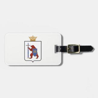 Coat of arms of Mari El Luggage Tag