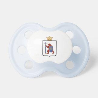Coat of arms of Mari El Pacifier