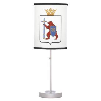 Coat of arms of Mari El Table Lamp