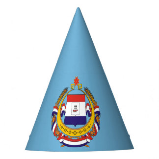 Coat of arms of Mordovia Party Hat