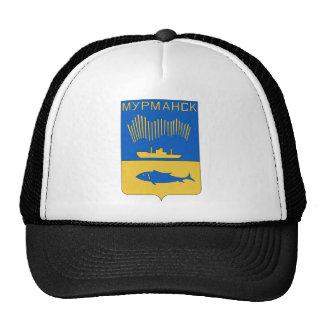 Coat_of_Arms_of_Murmansk_(1968-2004) Trucker Hat