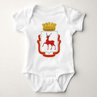 Coat_of_Arms_of_Nizhniy_Novgorod Baby Bodysuit