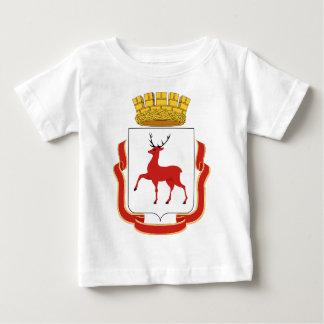 Coat_of_Arms_of_Nizhniy_Novgorod Baby T-Shirt