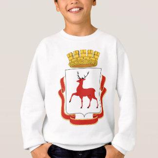 Coat_of_Arms_of_Nizhniy_Novgorod Sweatshirt