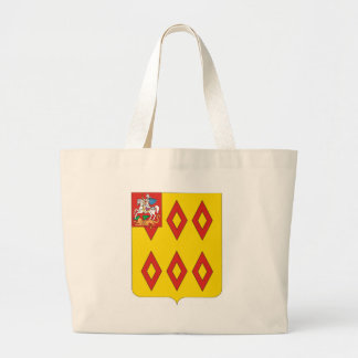 Coat_of_Arms_of_Noginsky_rayon_(Moscow_oblast) Large Tote Bag