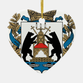 Coat_of_arms_of_Novgorod_Oblast Ceramic Ornament