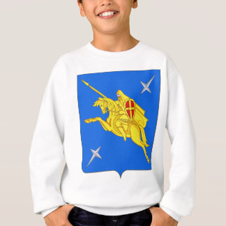 Coat_of_Arms_of_Peresvet_(Moscow_oblast) Sweatshirt