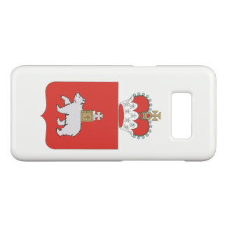 Coat of arms of Perm krai Case-Mate Samsung Galaxy S8 Case