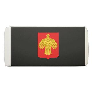 Coat of arms of Perm kraiCoat of arms of Komi Eraser