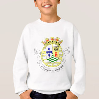Coat_of_arms_of_Portuguese_India_(1935-1951) Sweatshirt