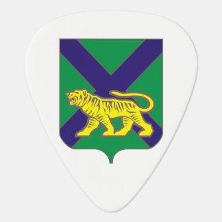 Coat of arms of Primorsky krai Guitar Pick