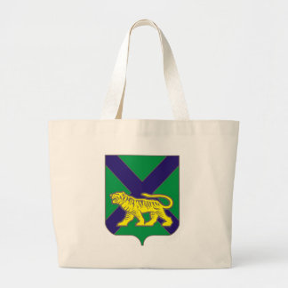 Coat_of_arms_of_Primorsky_Krai Large Tote Bag