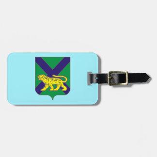 Coat of arms of Primorsky krai Luggage Tag