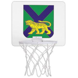Coat of arms of Primorsky krai Mini Basketball Hoop
