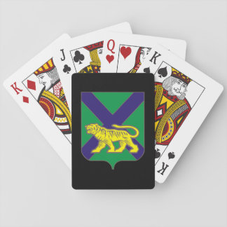 Coat of arms of Primorsky krai Playing Cards