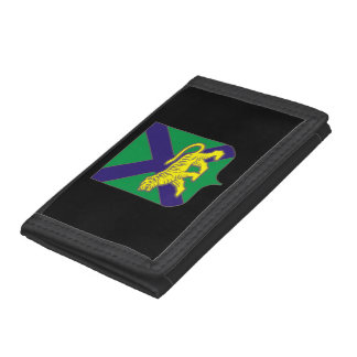 Coat of arms of Primorsky krai Tri-fold Wallet