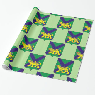 Coat of arms of Primorsky krai Wrapping Paper
