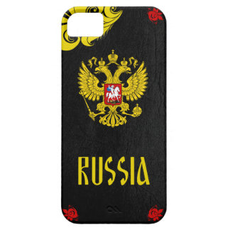 Coat of arms of Russia iPhone 5 Case