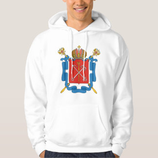 Coat of arms of Saint Petersburg Hoodie