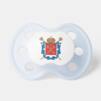 Coat of arms of Saint Petersburg Pacifier