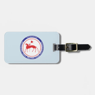 Coat of arms of Sakha Luggage Tag