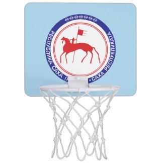 Coat of arms of Sakha Mini Basketball Hoop