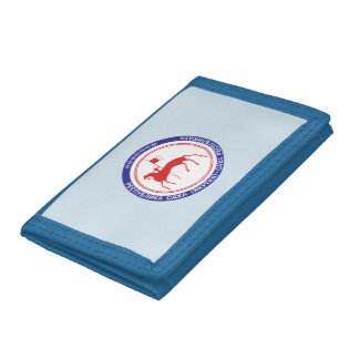Coat of arms of Sakha Tri-fold Wallet