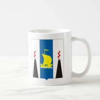 Coat of arms of Sakhalin oblast Coffee Mug