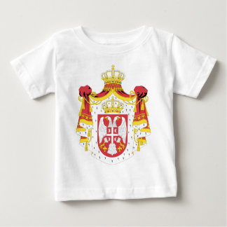 Coat_of_arms_of_Serbia_(2004-2010) Baby T-Shirt