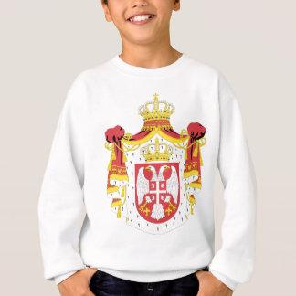 Coat_of_arms_of_Serbia_(2004-2010) Sweatshirt