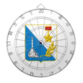 Coat of arms of Sevastopol Dartboard