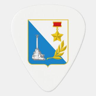 Coat of arms of Sevastopol Guitar Pick