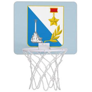 Coat of arms of Sevastopol Mini Basketball Hoop