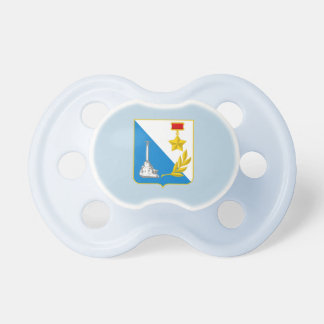 Coat of arms of Sevastopol Pacifier