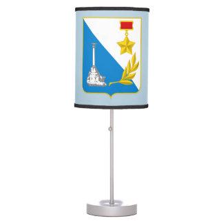 Coat of arms of Sevastopol Table Lamp