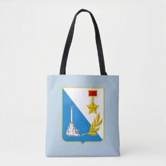 Coat of arms of Sevastopol Tote Bag